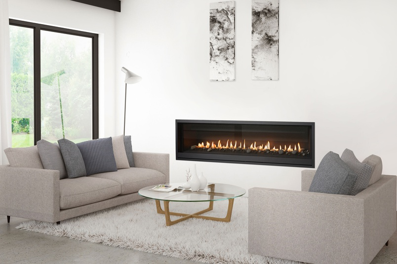 Linear Gas Fireplaces Probuilder By