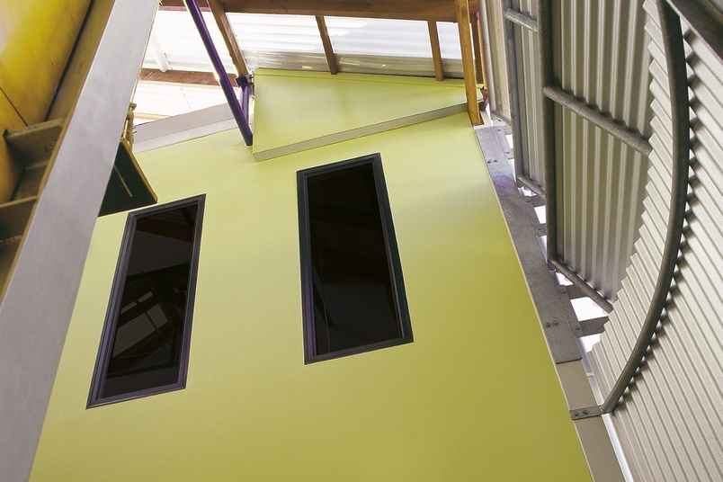 Facade panel and fixing system – ComTex by James Hardie