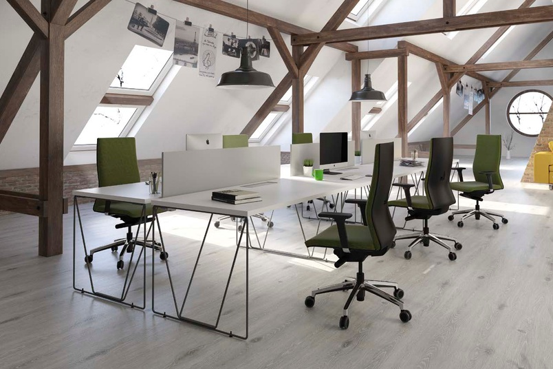 Ergonomic Task Chairs Forma 5 By Workspace Commercial Furniture Selector
